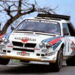 Group B Friday: Lancia's Mid-Engined Monsters