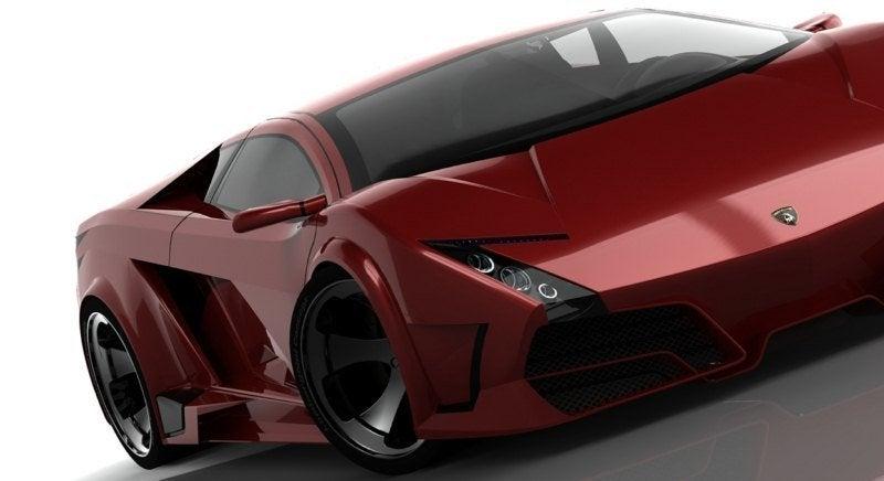 Lamborghini EV Concept