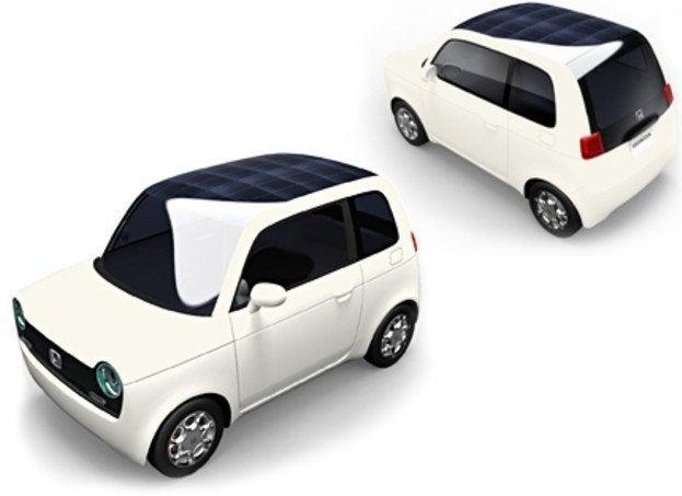 Honda Goes Electric on New Vehicle Plans