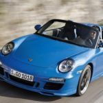 2011 Porsche 911 Speedster 1