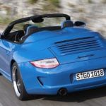 2011 Porsche 911 Speedster 4