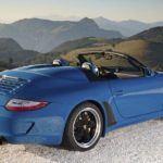 2011 Porsche 911 Speedster 6