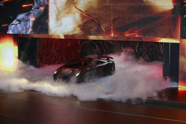 Lamborghini Sesto Elemento unveil
