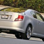 2011 Scion tC rear