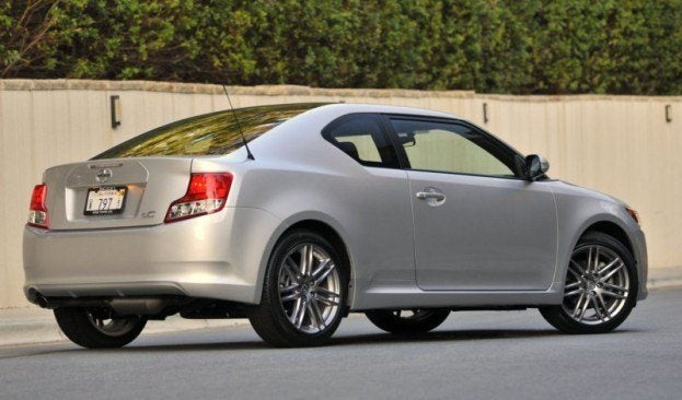 2011 Scion tC 3