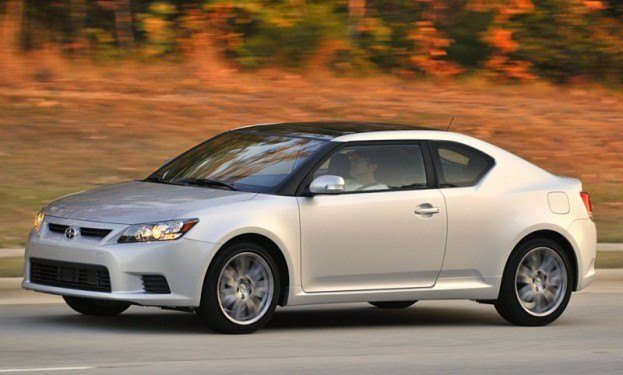 2011 Scion tC 4