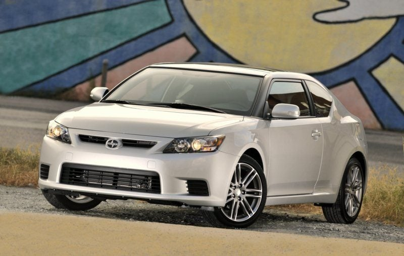 2011 Scion tC 5