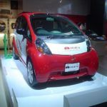 US Version Mitsubishi i-MIEV Debuting at LA Auto Show