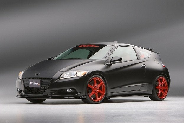 2010 SEMA 034 CR Z Wraptivo medium