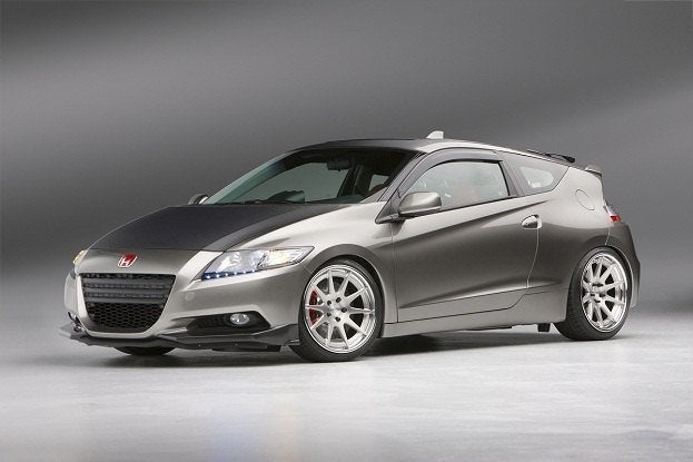 2010 SEMA 069 CR Z Fortune medium