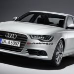 2012AudiA6FrontAngle