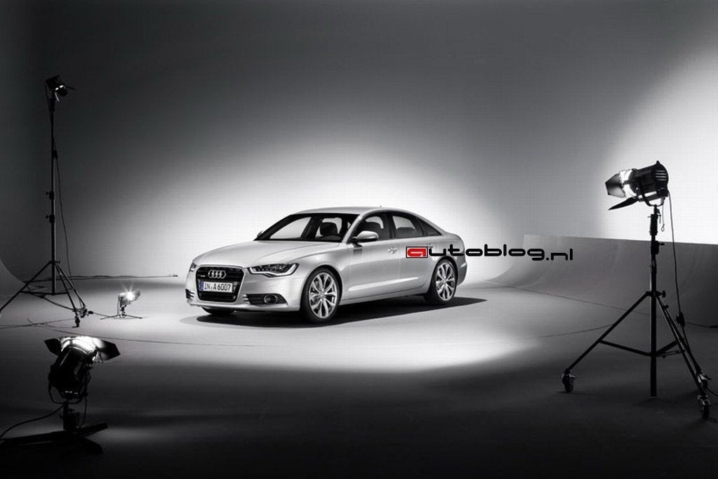2012 Audi A6 Overview