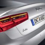 2012AudiA6TaillightDetail