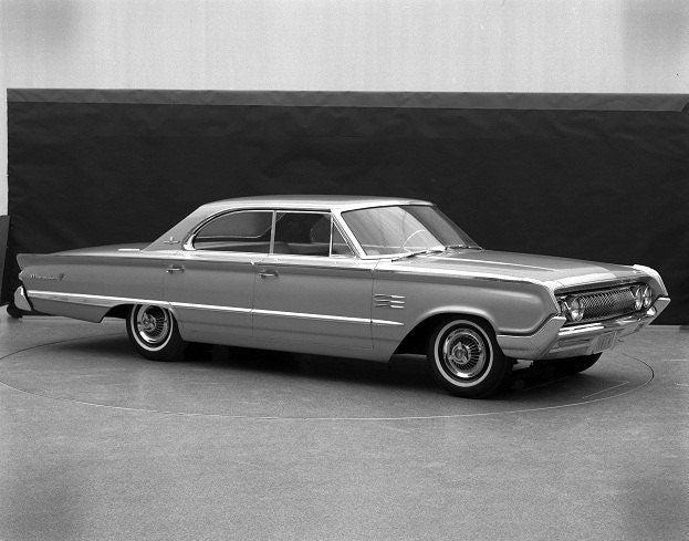 1963 1/2 -1964 Mercury Marauder