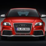 Audi RS3 Direct Front View