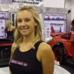 SEMA Booth Girls (10)