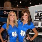 SEMA Booth Girls (13)