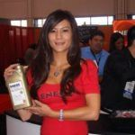 SEMA Booth Girls (17)