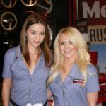 SEMA Booth Girls (18)