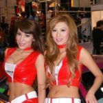 SEMA Booth Girls (25)
