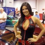 SEMA Booth Girls (27)
