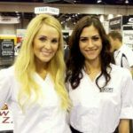 SEMA Booth Girls (9)