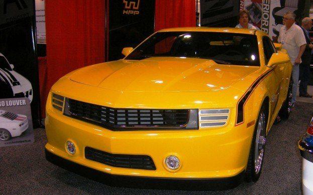 2006 Chevy Camaro