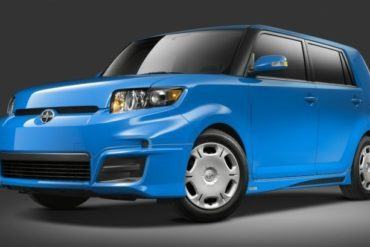 Scion xB RS 8.0