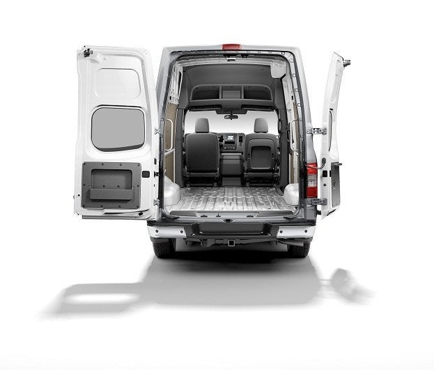 2012 Nissan Commercial Van Lineup to Start at $24,590