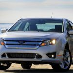 2010 Ford Fusion Front View