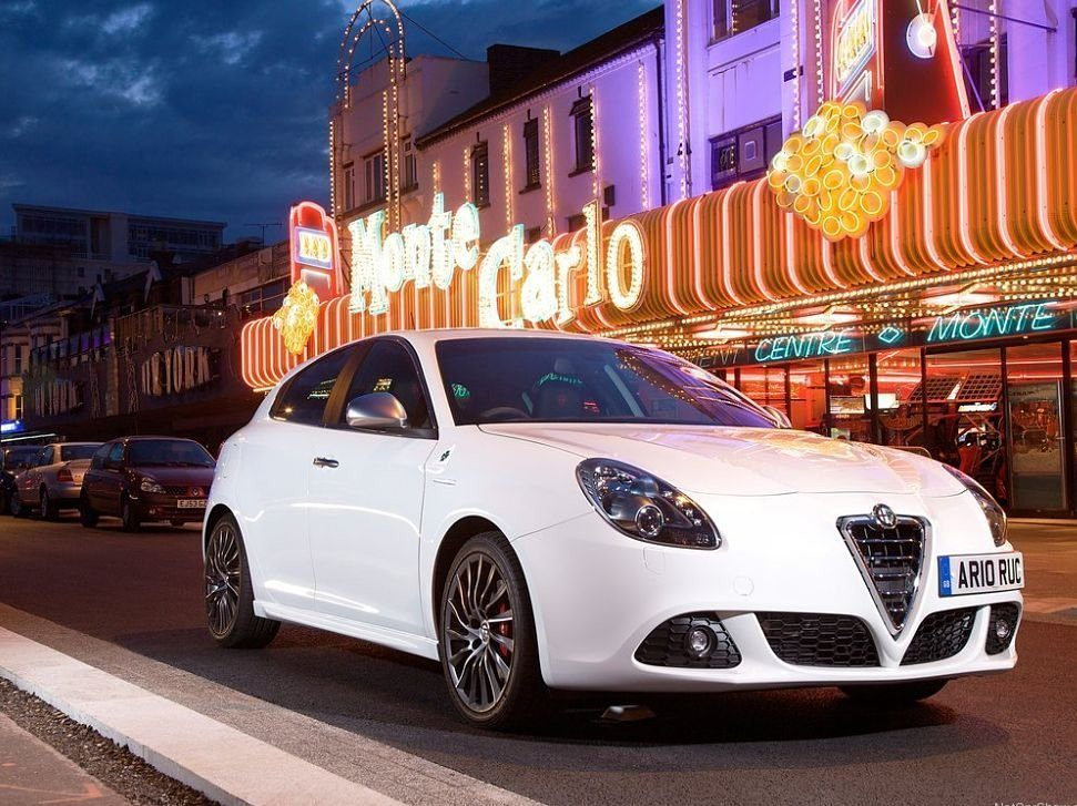 Alfa Romeo Guilietta