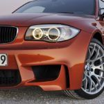 BMW1 SeriesMFrontFasciaDetail