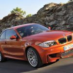 BMW1 SeriesMFrontViewMotion