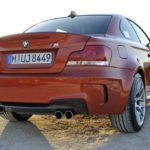 BMW1 SeriesMRearView