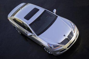 Hyundai Equus Above