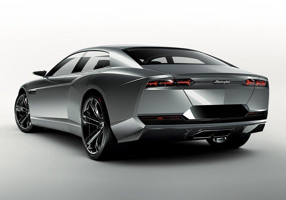 LamborghiniEstoqueRearView