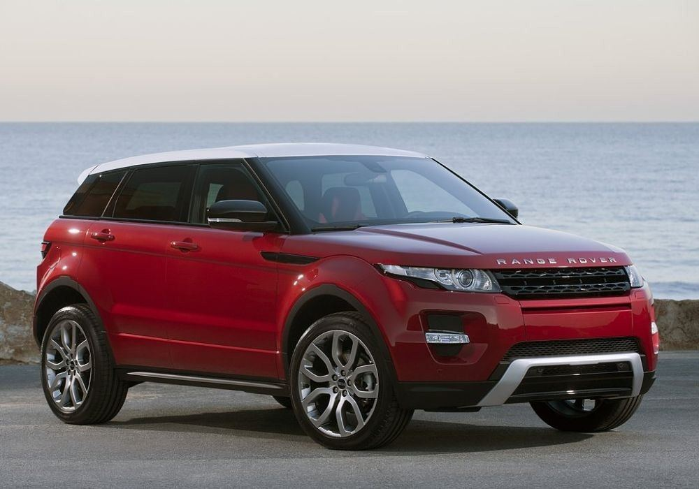 Land Rover Evoque Five Door