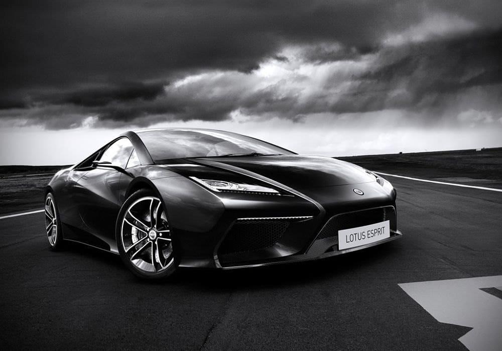 Lotus Esprit Concept Front View