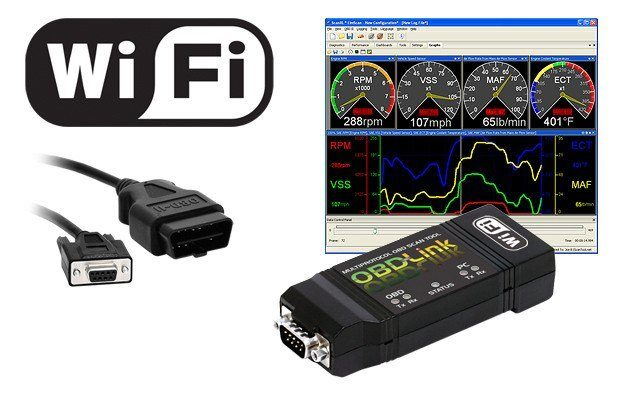 OBDLink and ScanXL