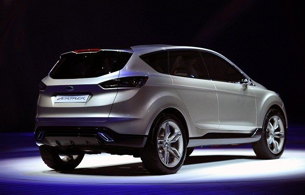 Ford Vertrek Concept Introduced to Journalists at 2011 NAIAS