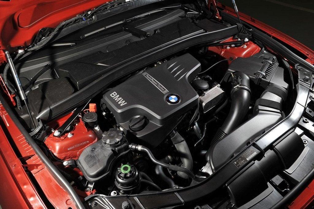 BMWTurbochargedFourCylinder