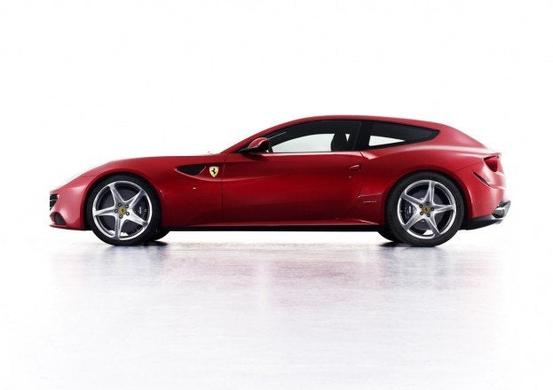 Ferrari Previews FF Ahead of Geneva Motor Show  17