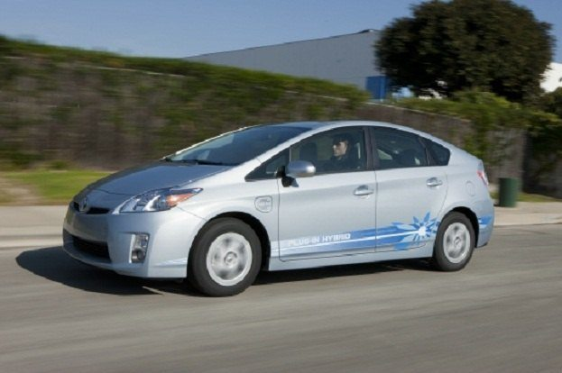 Meet the New Toyota Prius Hybrid Family 16