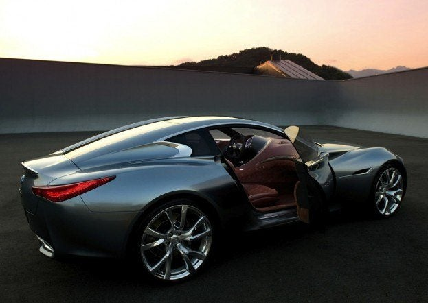 Buy A Toyota >> Infiniti Mulling New Models