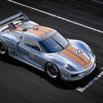 Porsche918RSRAbove