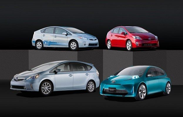 Meet the New Toyota Prius Hybrid Family 15