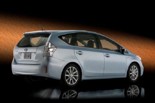 Meet the New Toyota Prius Hybrid Family 17