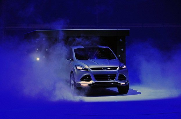Ford Vertrek Concept Reveal at 2011 NAIAS