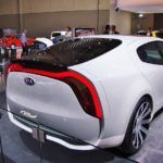 2011 Canadian International Auto Show kia ray concept