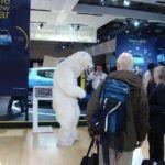 2011 Canadian International Auto Show nissan bear